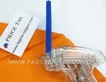 How to use tagstar tag gun - step-6
